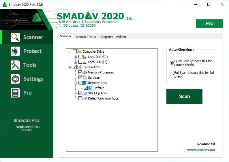 Smadav Pro 2020 with key