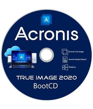 Acronis True Image 2020 Bootable ISO