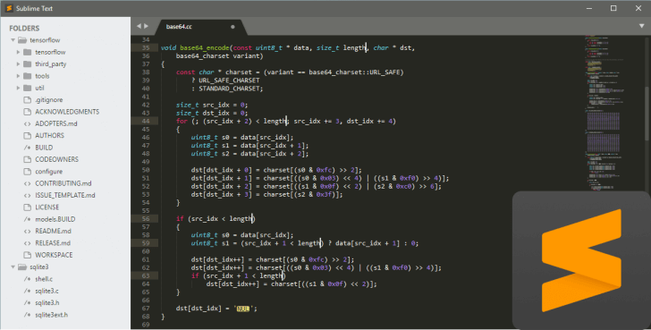 SUBLIME TEXT 4 Editor 2021