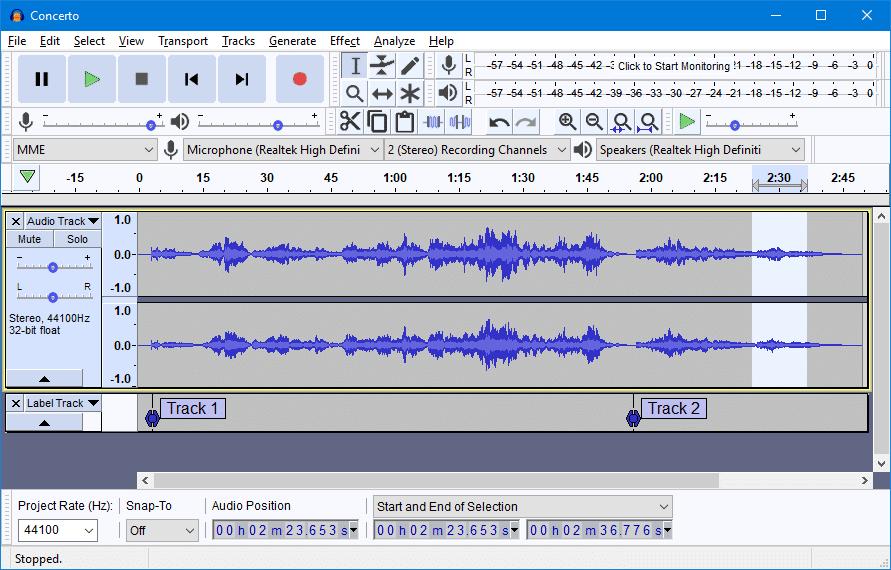 Audacity 3.0 Free download